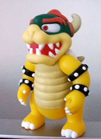Amazon Com Super Mario Characters Figure Collection