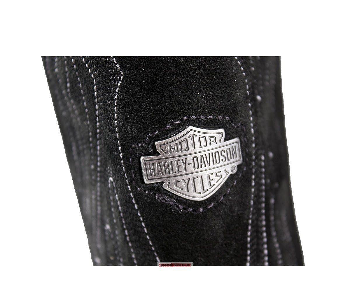 Black nero Stivali da Motociclista uomo 40 EU Harley Davidson