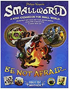 Small World Be Not Afraid Expansion Board Game