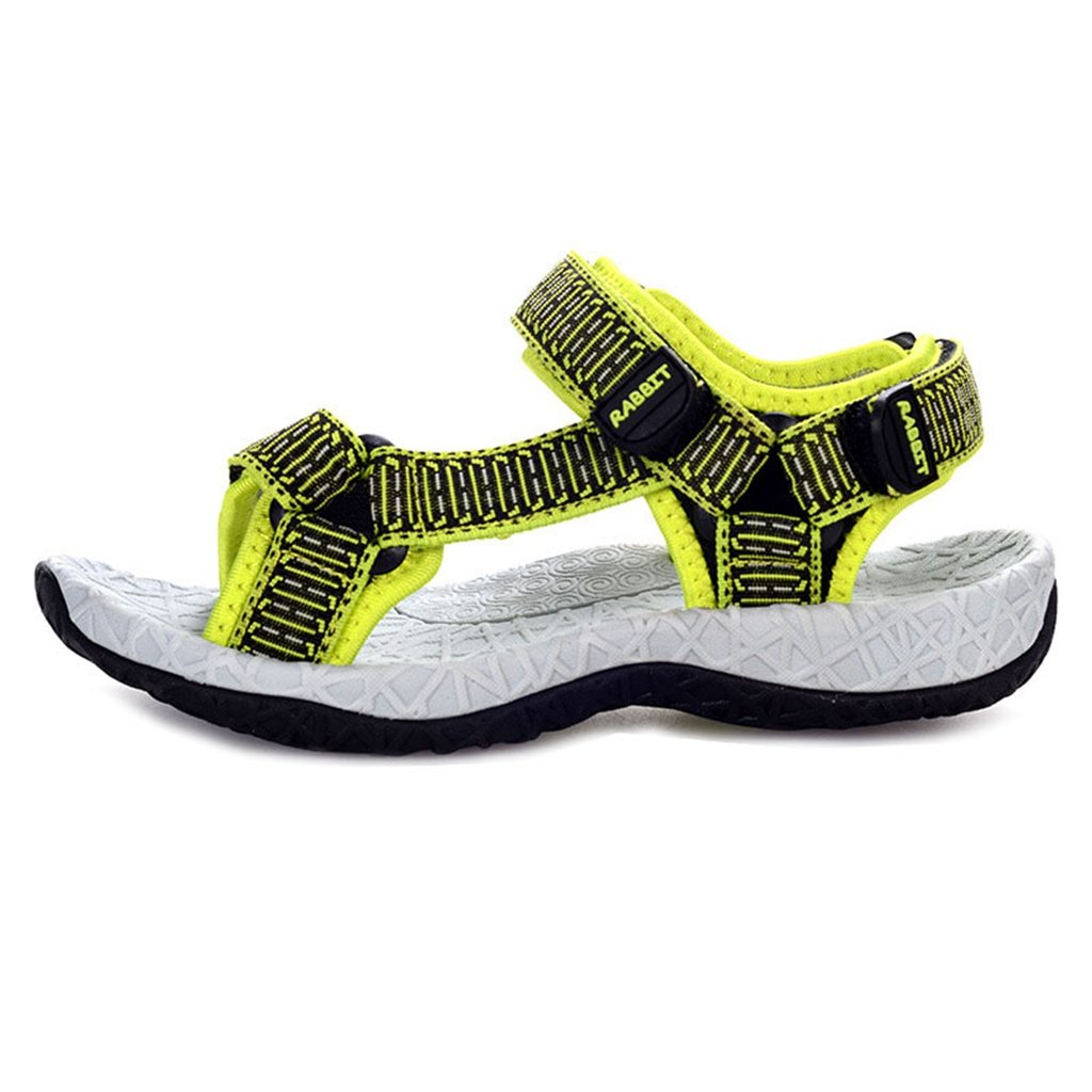 Girl's and Boy's Sport Sandals Open Toe Adjustable Strap Outdoor Water Athletic Beach Shoes(Toddler/Little Kid/Big Kid)