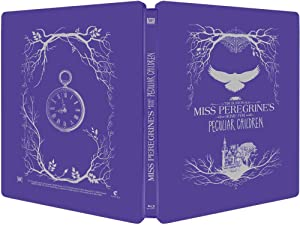 Miss Peregrine's Home for Peculiar Children [Blu-Ray] (English audio. English subtitles)