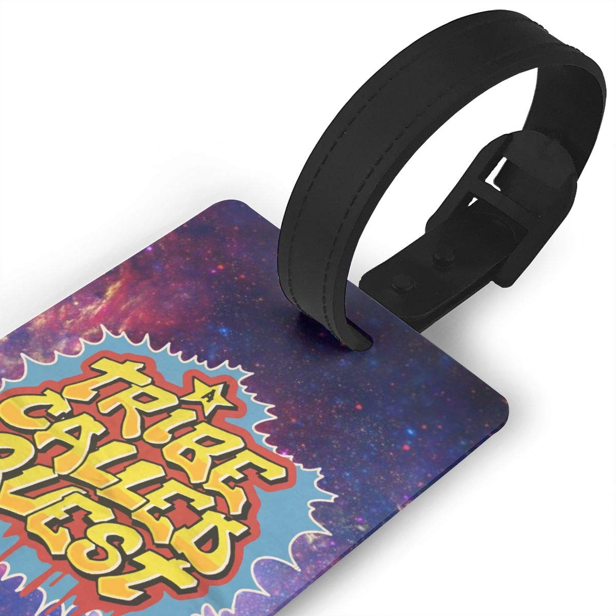 A Tribe Called Quest Logo Travel Accessory Luggage ID Tag Suitcase Carry-on Baggage