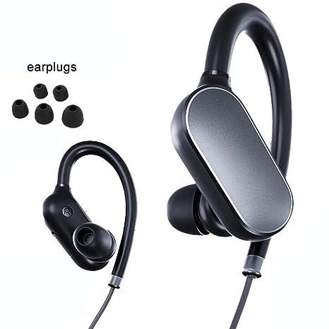 Xiaomi Mi auriculares deportivos Bluetooth 4.1 Auricular inalámbrico Música Auriculares Deporte impermeable a prueba de sudor