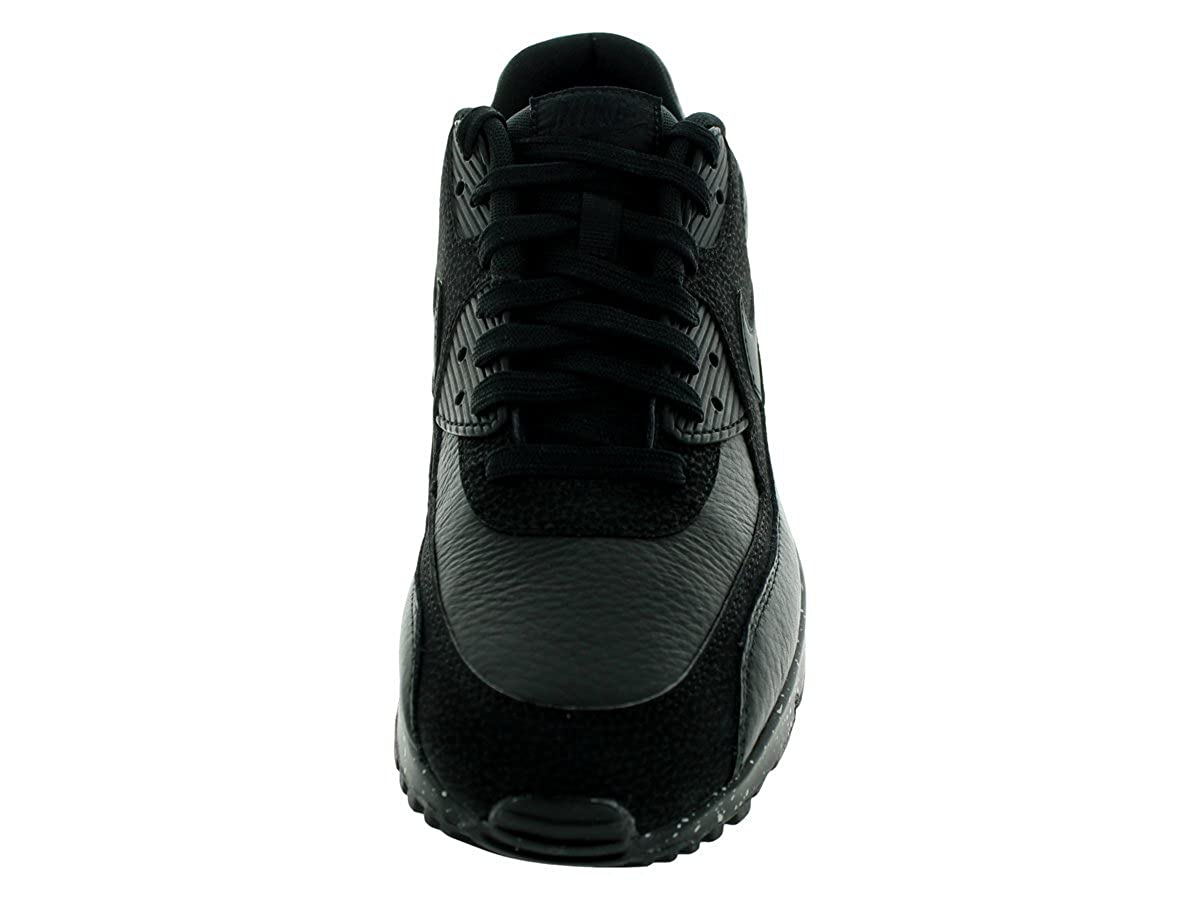 1b59b687d6bf Nike Mens Air Max 90 Black White Speckled Sole Trainer Size 8.5 UK   Amazon.co.uk  Shoes   Bags
