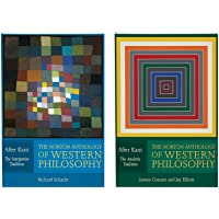 The Norton Anthology of Western Philosophy: After Kant: VOLUME 1: THE INTERPRETIVE TRADITION; VOLUME 2: THE ANALYTIC…