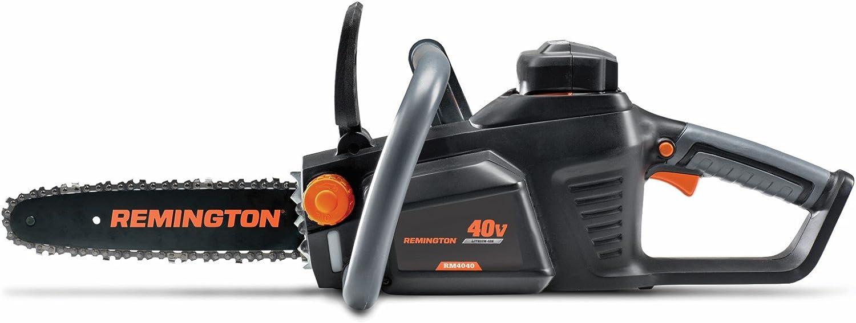4. Remington RM4040 40V Chainsaw