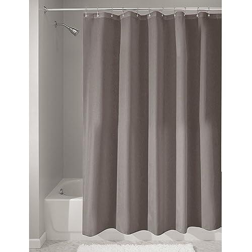 taupe shower curtain. Black Bedroom Furniture Sets. Home Design Ideas
