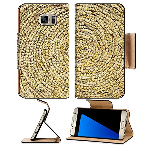 msd-premium-samsung-galaxy-s7-edge-flip-pu-leather-wallet-case-image-36125911-a-golden-weed-weave-ar