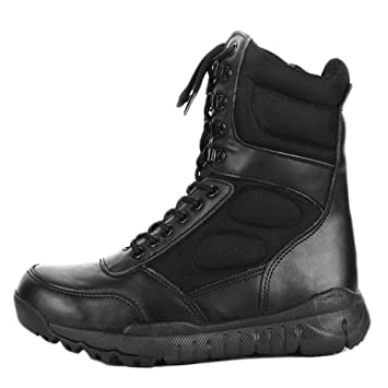 best website good selling sneakers for cheap MERRYHE Bottes Tactiques pour Hommes Bottes Militaires Botte ...