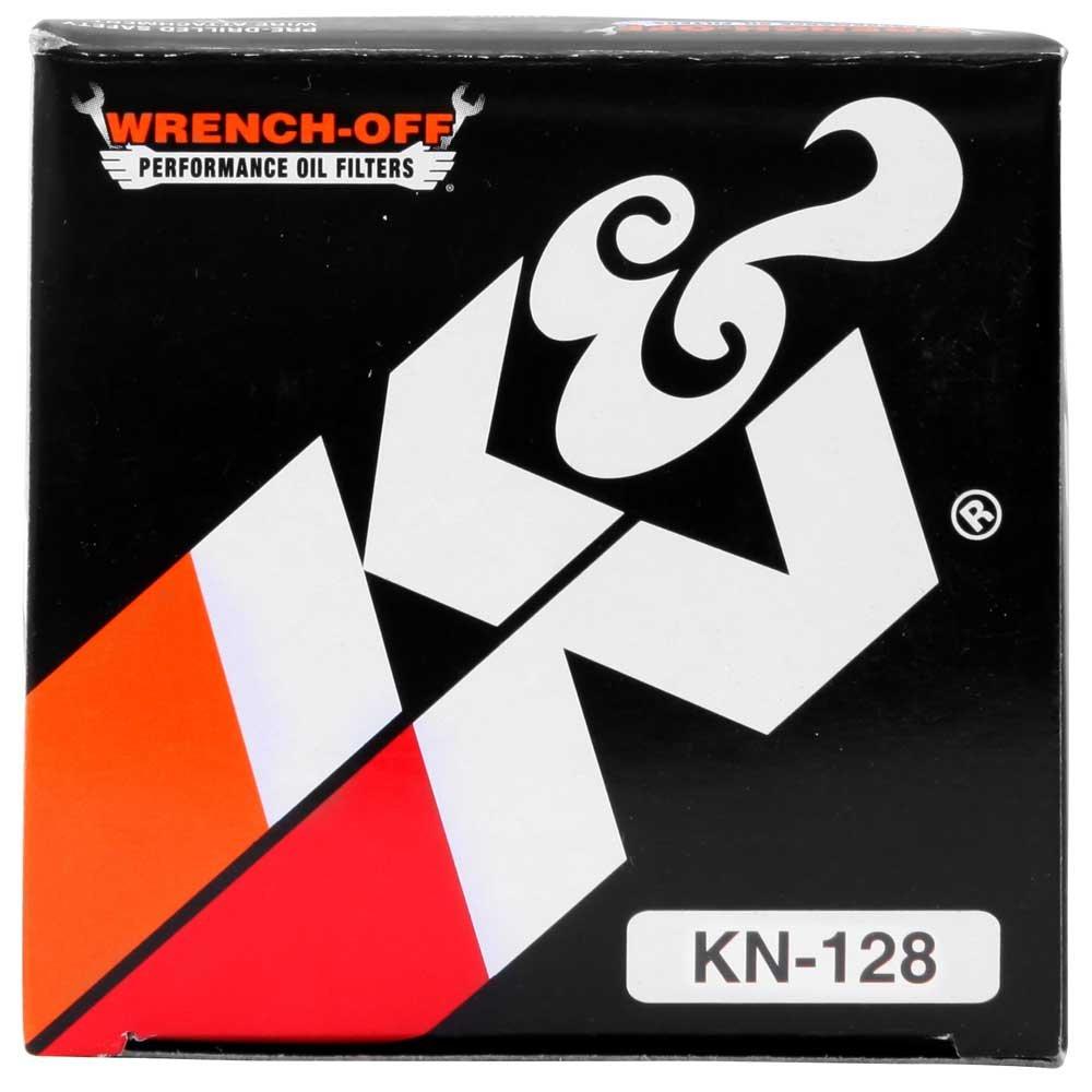 K&N KN-128 Kawasaki High Performance Oil Filter