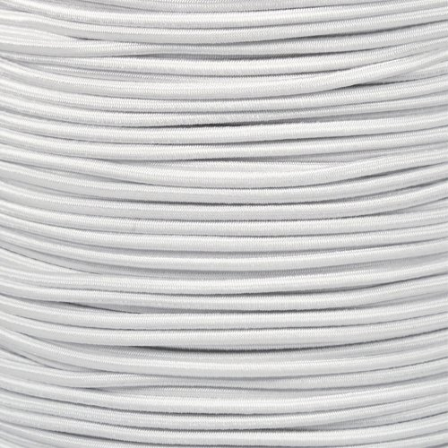 (PARACORD PLANET Elastic Bungee Nylon Shock Cord 2.5mm 1/32