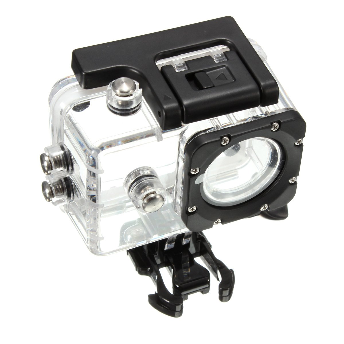 Resistente al agua completa Familymall Dive impermeable para SJ4000 videocámaras Familymall Co. LTD vb3ZFHcmY