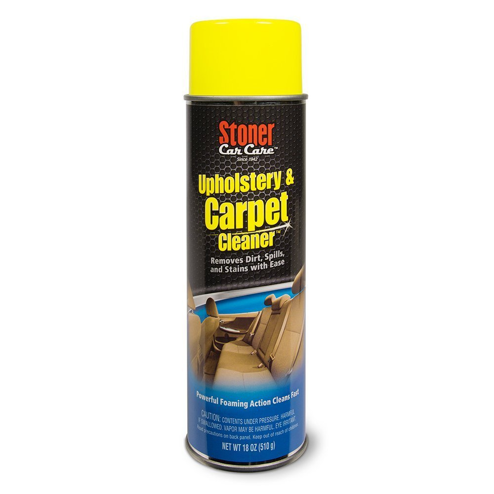 Stoner Car Care 91144 Upholstery and Carpet Cleaner - 18-Ounce (4)