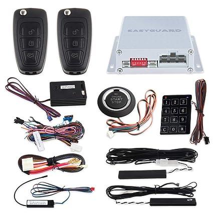 EASYGUARD EC002-FO-NS FSK - Sistema de Alarma de Seguridad ...