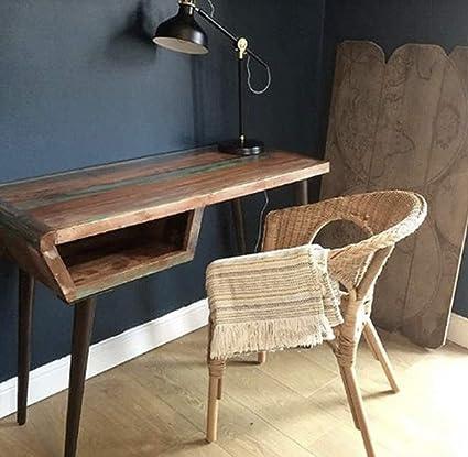 Vintage oficina escritorio Retro estilo Industrial Mesa De ...