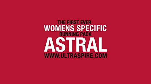 Amazon.com : Ultraspire Astral Running & Race Hydration Vest with 2L Bladder, Pinnacle Pink (One Size) : Sports & Outdoors
