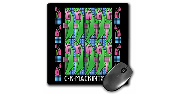 Mouse Mat Charles Rennie Mackintosh Mouse Pad