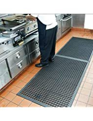 kitchen floor commercial design kitchens mats rugs clean easy