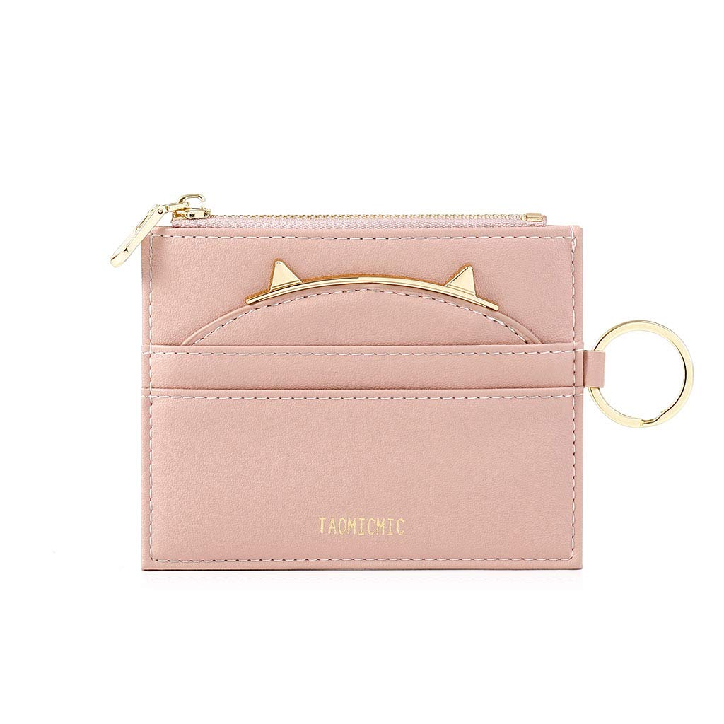 Women Leather Mini Wallet...
