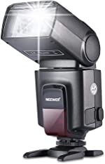 Neewer TT560 Flash Speedlite for Canon Nikon Panasonic Olympus Pentax and