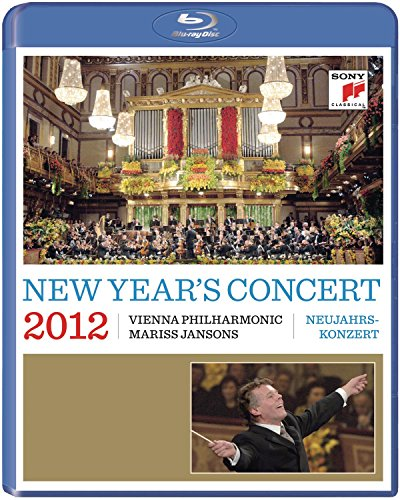 New Year's Concert 2012 [Blu-ray]