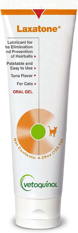 Guía con los mejores medicamentos para eliminar las bolas de pelo de los gatos [year] (análisis) 6