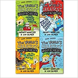 Image result for the world's greatest underachiever  book series