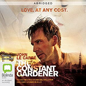 The Constant Gardener (Abridged) Audiobook