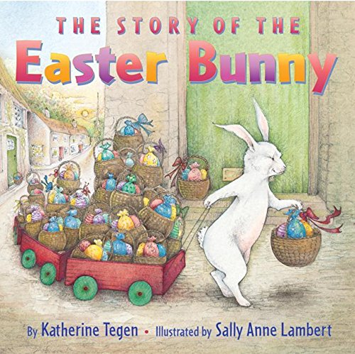 The Story of the Easter Bunny cover