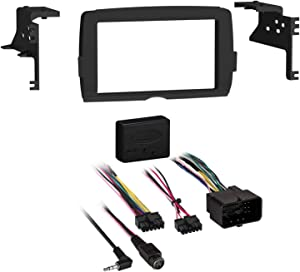 Metra 959700 99-7413 Nissan Altima 1993-2001 Installation Dash Kit For 2-Shaft To Din Radios