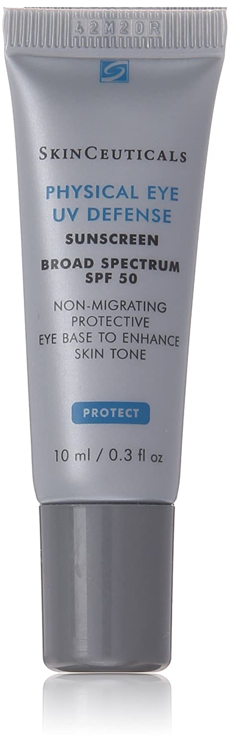 Skinceuticals Physical UV Defense SPF 50 Eye Base, 0.3-Fluid Ounce 166351963019