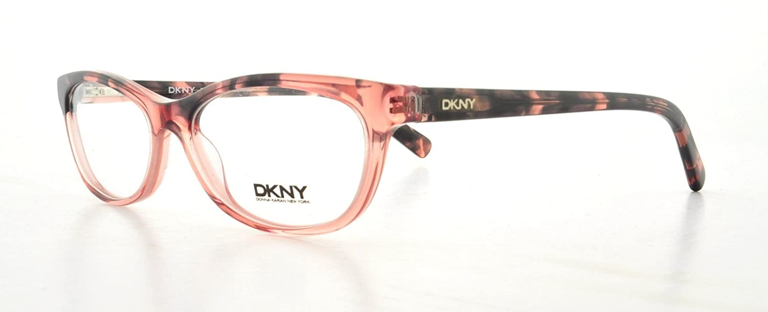 dda674865f53 Amazon.com  Donna Karan DY4629 Eyeglasses-3556 Pink Havana Gradient-52mm   Clothing