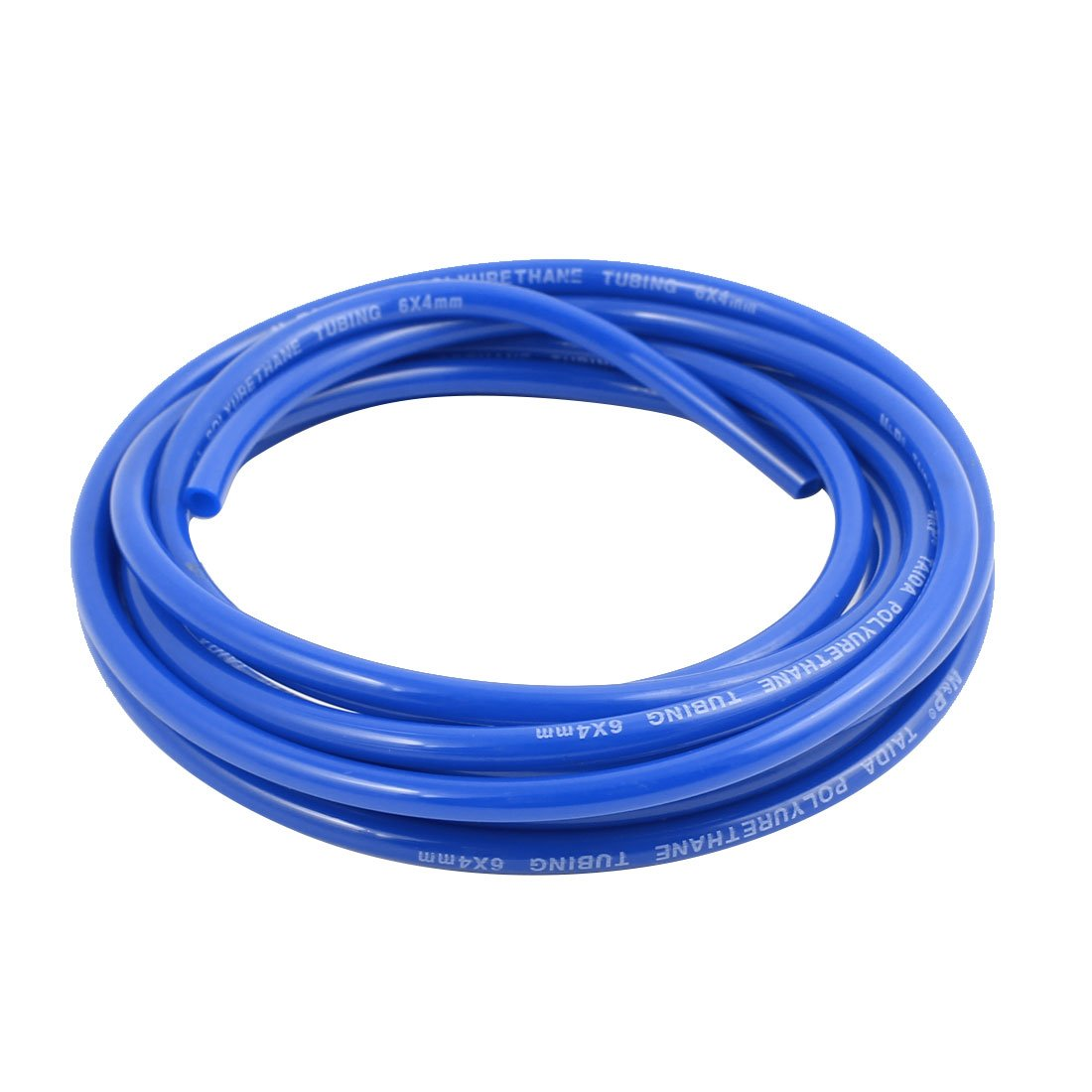 sourcingmap/® Manguera de Pu Neum/ática de Aire Del Compresor de Tubo de Aire Azul de 3 Metros 6mm X 4mm