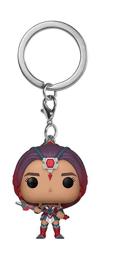 Funko - Figurine Fortnite - Valor Pocket Pop 4cm ...