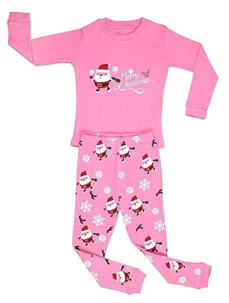 Amazon.com: Elowel pijama de dos piezas a rayas para ...