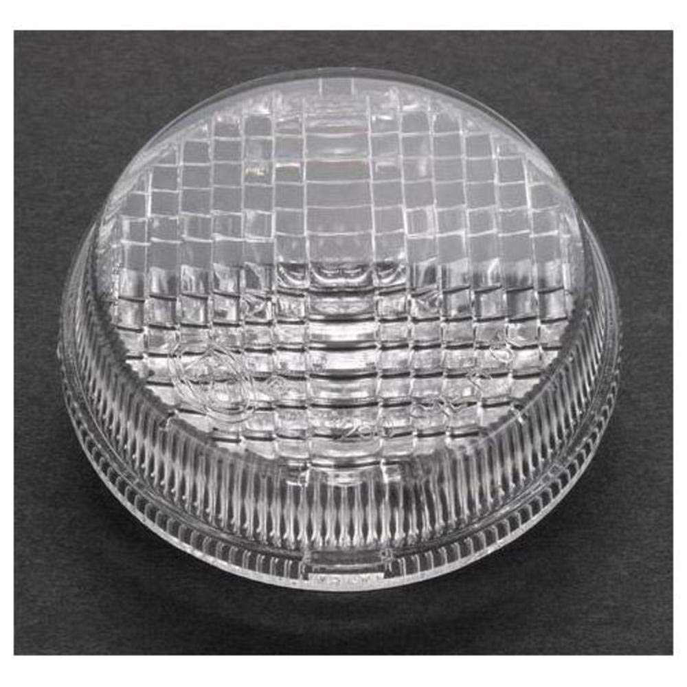 K&S Technologies DOT Approved Turn Signal Replacement Lens - Clear 25-1250C 251250C