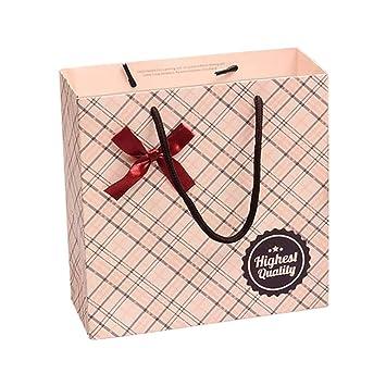 Shuda - Bolsas de regalo de Navidad con asas para regalo de ...