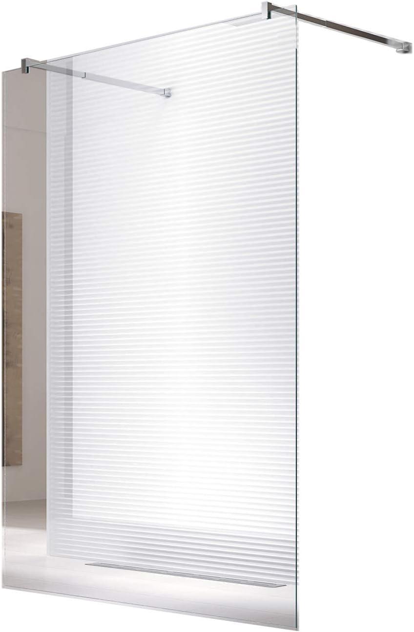 Wagner - Mampara de 10 m sin escalón, fijo y libre, ESG, variantes: Amazon.es: Bricolaje y herramientas