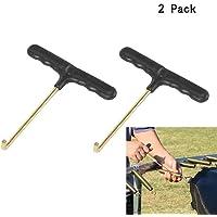 Trampoline Spring Pull Tool by Vincilee(T-Hook) Trampoline Spring Tool(2 Pack)