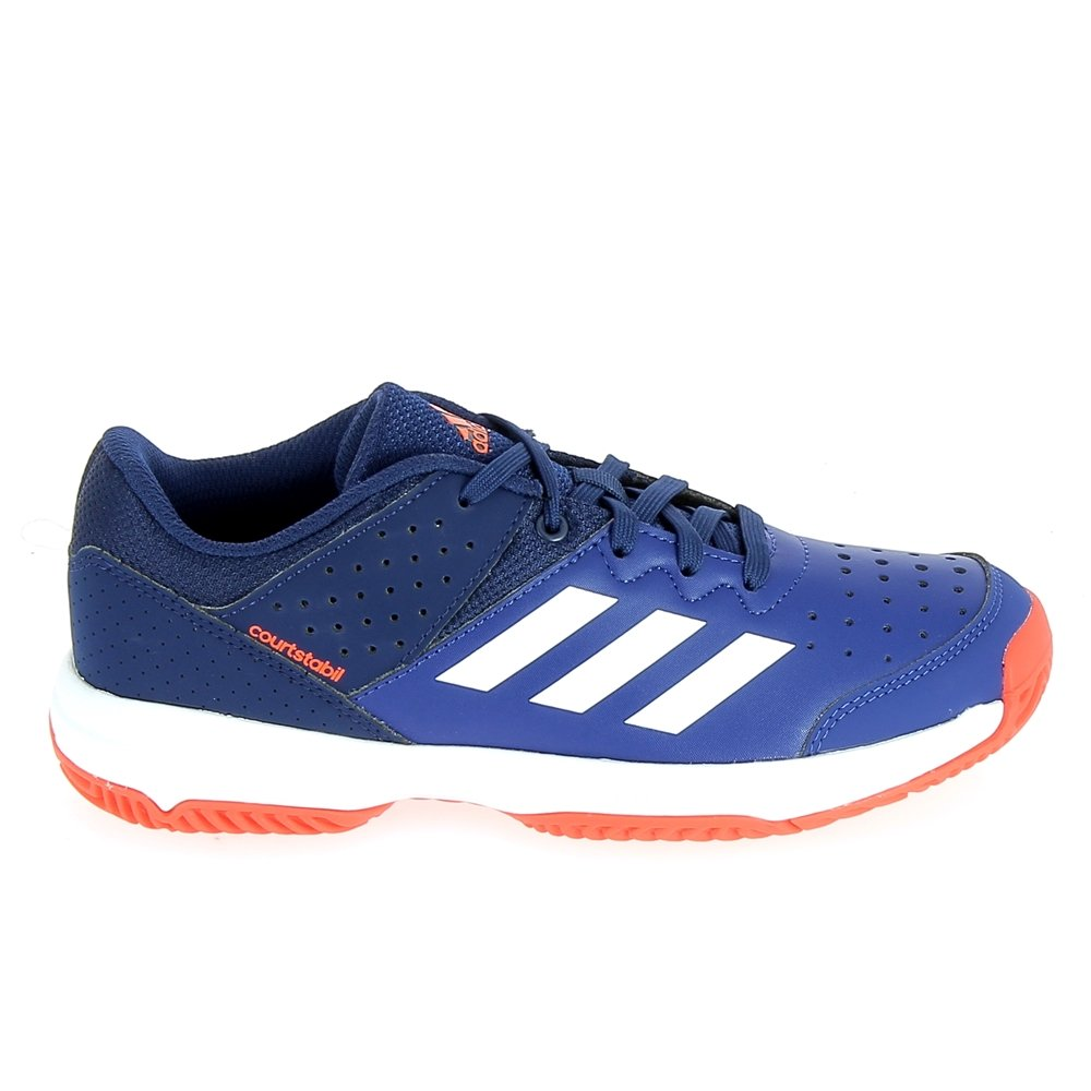 adidas Unisex Kids' Court Stabil Handball Shoes