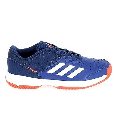 half off 8adb9 62db7 adidas Court Stabil Jr, Chaussures de Handball Mixte Enfant