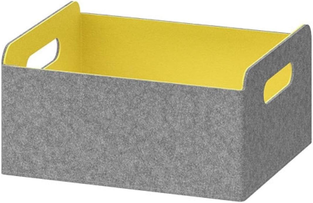 Ikea Besta Box Amarillo 503.098.41 Tamaño 9 7/8x12 1/4x5 7/8 ...