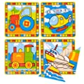 Bigjigs Toys My First Transport Puzzles by Bigjigs Toys