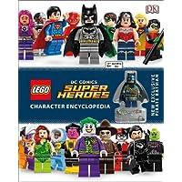 LEGO DC Super Heroes Character Encyclopedia (2016) (Dk Lego)