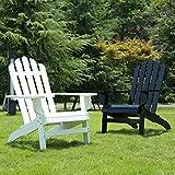 Azbro Outdoor Wooden Fashion Adirondack