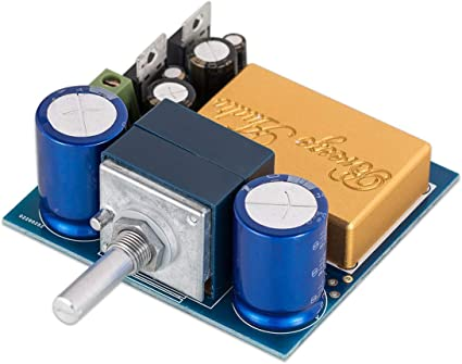 Amplificatore di Regolazione del Suono HIFI OP-AMP NE5532 Preamplificatore