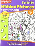 img - for Highlights Hidden Pictures  Favorite Discovery Puzzles (Favorite Hidden Pictures ) book / textbook / text book