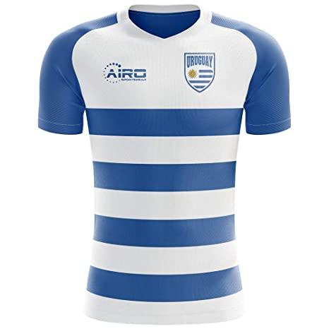 Amazon.com   Airo Sportswear 2018-2019 Uruguay Flag Concept Football ... 7de62efa6