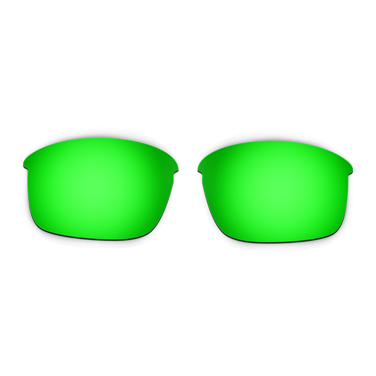 HKUCO Mens Replacement Lenses For Oakley Flak Jacket Red/Blue/Black/24K Gold/Emerald Green Sunglasses GyFPrl