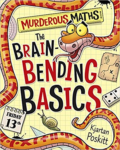 The Brain-Bending Basics (Murderous Maths)